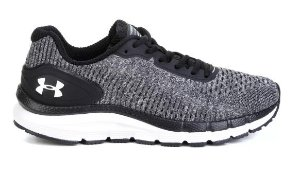 Tênis Under Armour Charged Skyline Preto/Cinza