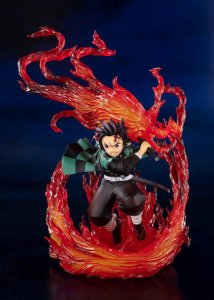 Figuarts Zero Demon Slayer - Kamado Tanjiro (Hinomaki Kagura)