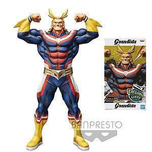 Banpresto My Hero Academia All Might Grandista