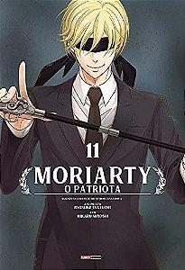 Moriarty: O Patriota - Volume 11 (Lacrado)