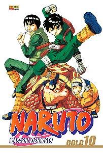 Naruto Gold - Volume 10 (Lacrado)
