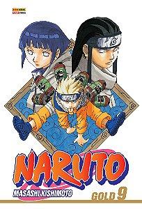 Naruto Gold - Volume 9 (Lacrado)