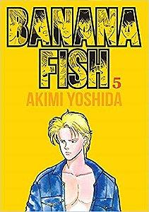 Banana Fish - Volume 5 - Deluxe Edition (Lacrado)