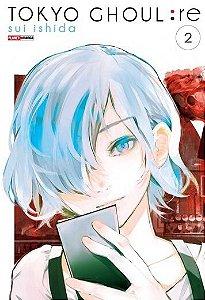 Tokyo Ghoul: RE - Volume 2 (Lacrado)