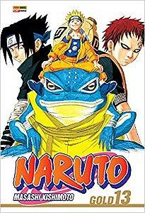 Naruto Gold - Volume 13 (Lacrado)