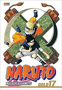 Naruto Gold - Volume 17 (Lacrado)