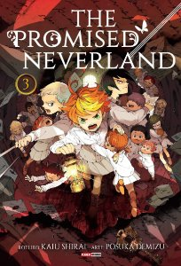The Promised Neverland - Volume 3 (Lacrado)