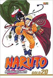 Naruto Gold - Volume 20 (Lacrado)