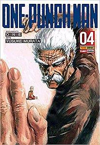 One Punch-Man - Volume 4 (Lacrado)