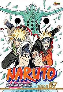 Naruto Gold - Volume 67 (Lacrado)