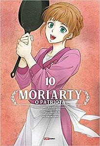 Moriarty: O Patriota - Volume 10 (Lacrado)