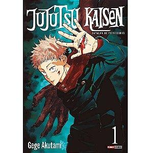 Jujutsu Kaisen - Batalha de Feiticeiros - Volume 1 (Lacrado)