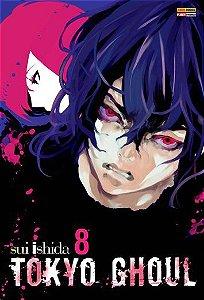Tokyo Ghoul  - Volume 8 (Lacrado)