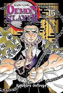 Demon Slayer - Volume 15 (Lacrado)