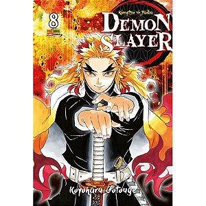 Demon Slayer - Volume 8 (Lacrado)