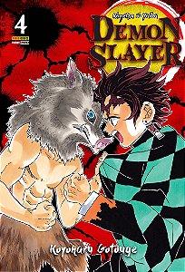 Demon Slayer - Volume 4 (Lacrado)