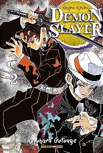 Demon Slayer - Volume 2 (Lacrado)