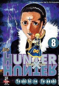 Hunter x Hunter - Volume 8 (Lacrado)