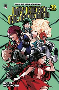 My Hero Academia - Volume 22 (Lacrado)