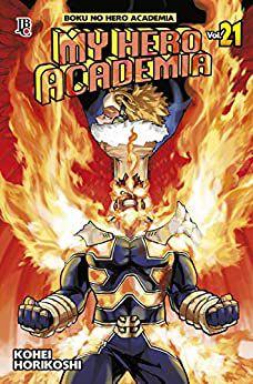 My Hero Academia - Volume 21 (Lacrado)