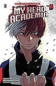 My Hero Academia - Volume 5 (Lacrado)