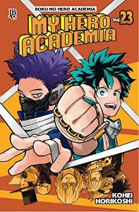 My Hero Academia - Volume 23 (Lacrado)