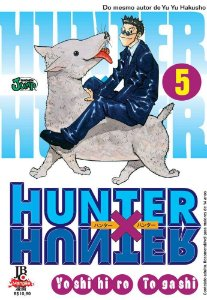 Hunter x Hunter - Volume 5 (Lacrado)