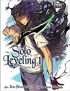 Solo Leveling (Full Color) - Volume 1 (Lacrado)