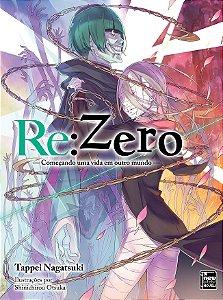 Re:Zero – Começando uma Vida em Outro Mundo - Livro 16 (Lacrado)