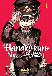 Hanako-Kun e os Mistérios do Colégio Kamome - Volume 1 (Lacrado)