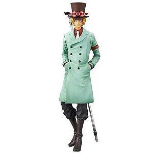 Figure One Piece Stampede Movie - Sabo - DXF The Grandline Men (Pronta Entrega)