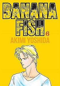 Banana Fish 06 (Lacrado)