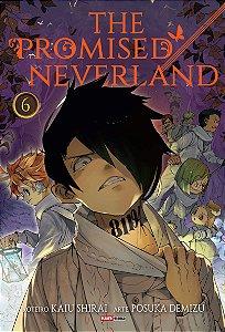The Promised Neverland - Vol. 6 (Lacrado)