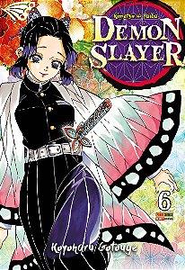 Demon Slayer - Volume 6 (lacrado)