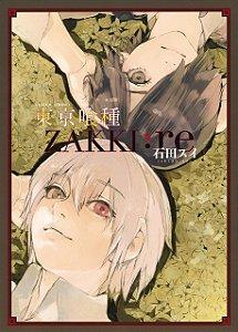 Artbook Tokyo Ghoul: RE - Treasure Edition Comics (Encomenda)