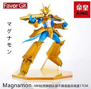 Figure MH Scale Magnamon - Digimon Resin Statue - KING Studios (Pre-Order)