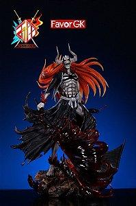 Figure Kurosaki Ichigo Hollow Form - Bleach Resin Statue 1/6 Scale - WS Studio