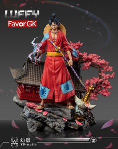 Figure Monkey D Luffy - ONE PIECE Resin Statue 1/6 Scale - HuanYing Studios (Pre-Order)