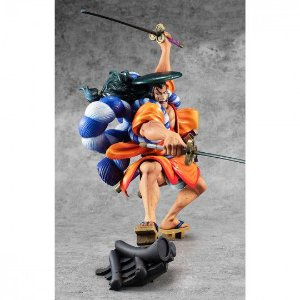 Figure One Piece - Kozuki Oden - Portrait of Pirates Warriors Alliance - Megahouse (Pre-Order)