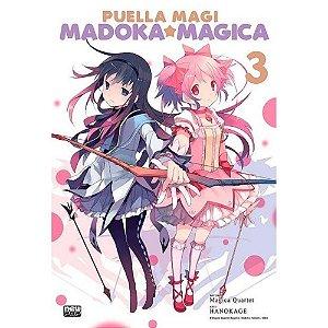 Madoka Magica - Volume 3 (Lacrado)