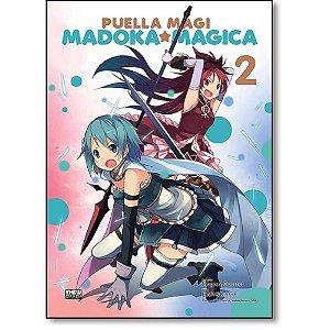 Madoka Magica - Volume 2 (Lacrado)