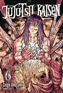 Jujutsu Kaisen - Batalha de Feiticeiros - Volume 6 (Lacrado)