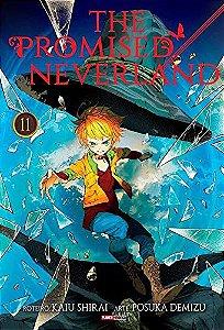The Promised Neverland - Volume 11 (Lacrado)
