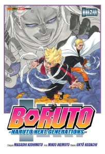Boruto: Naruto Next Generations - 2 (Lacrado)