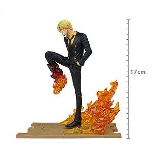 Figure One Piece - Sanji - Log File Selection Fight