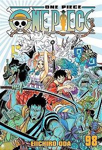 One Piece - Volume 98 (Lacrado)