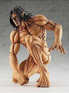 Figure Shingeki no Kyojin - POP UP PARADE - Eren Yeager Attack on Titan Ver. (Pre-Order)