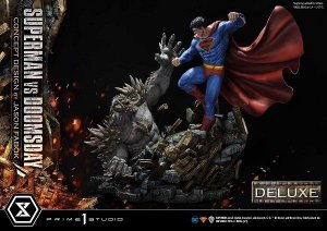 Ultimate Museum Masterline DC Series: The 1/3 Scale Superman Vs. Doomsday (Concept By Jason Fabok)