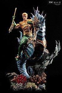 DC Premium Collectibles Rebirth Series - Aquaman - Escala 1/6