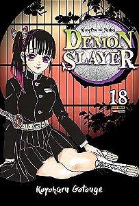 Demon Slayer - Volume 18 (Lacrado)